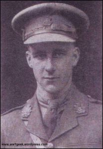 William MacDuff, killed in action 2nd December 1917