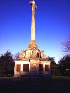 Sutton war memorial