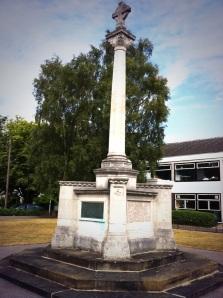 Cheam war memorial