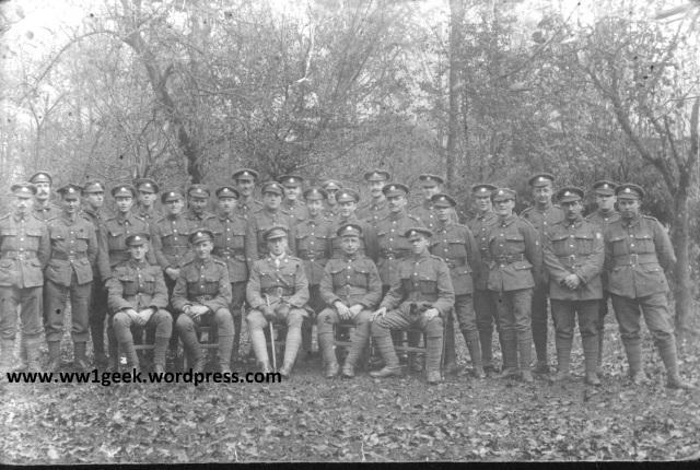 7th ES, Nov 1917, C Coy, 9 Pl v1